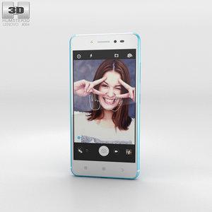 lenovo sisley blue 3D