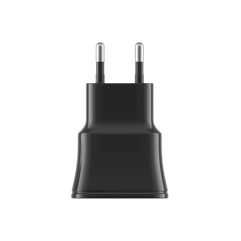 3D model ac charger usb