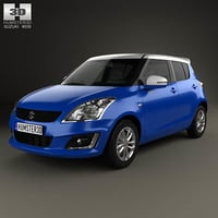 Suzuki Swift SZ-L hatchback 5-door 2014