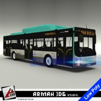MAN Lion's City Bus