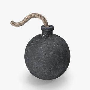 toon bomb 3D