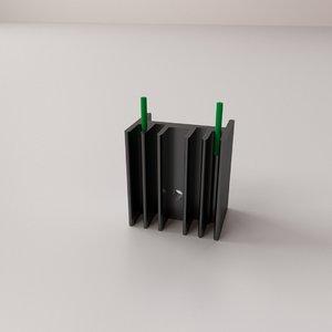 heatsink v2 model
