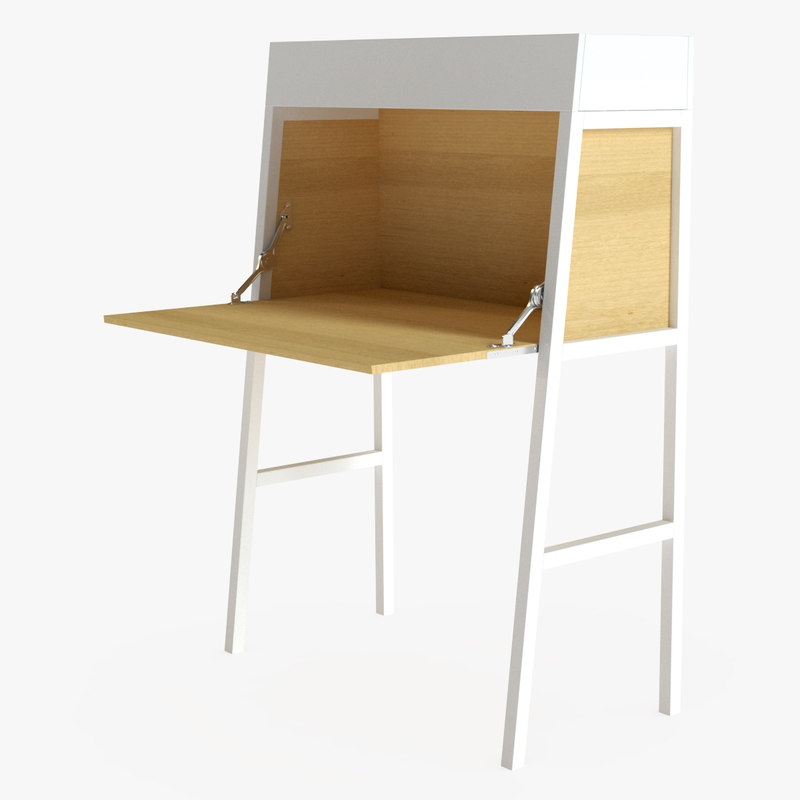 3D ikea ps 2014 secretary