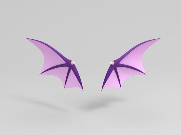 devil wing model