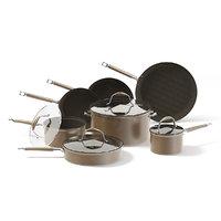 brown pots set model
