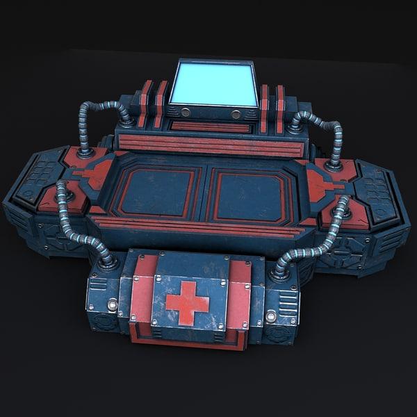 aid kit model