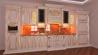 Kitchen_Classic_Furniture_Elnare