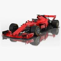 Formula 1 Generic Model Season 2018