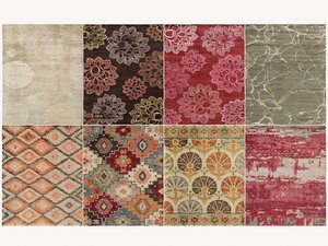 3D model mafi international rugs