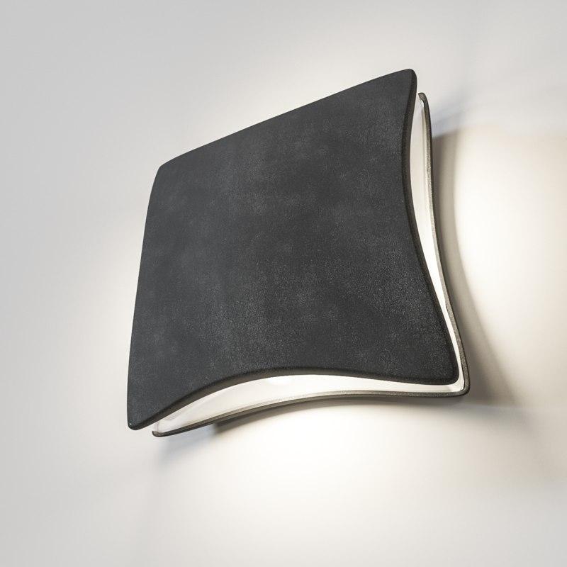 wall aluminum model