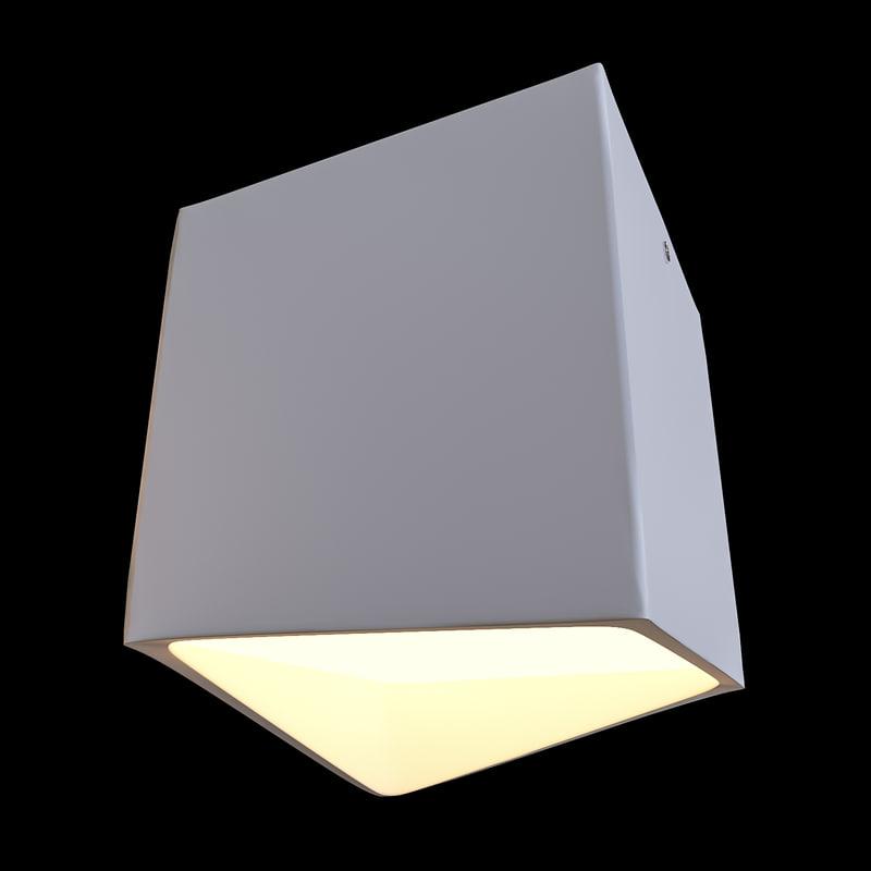 ceiling quadro 3D
