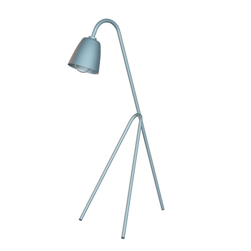 floor lamp lami 3D model