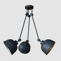 ceiling tk lighting interior 3D model