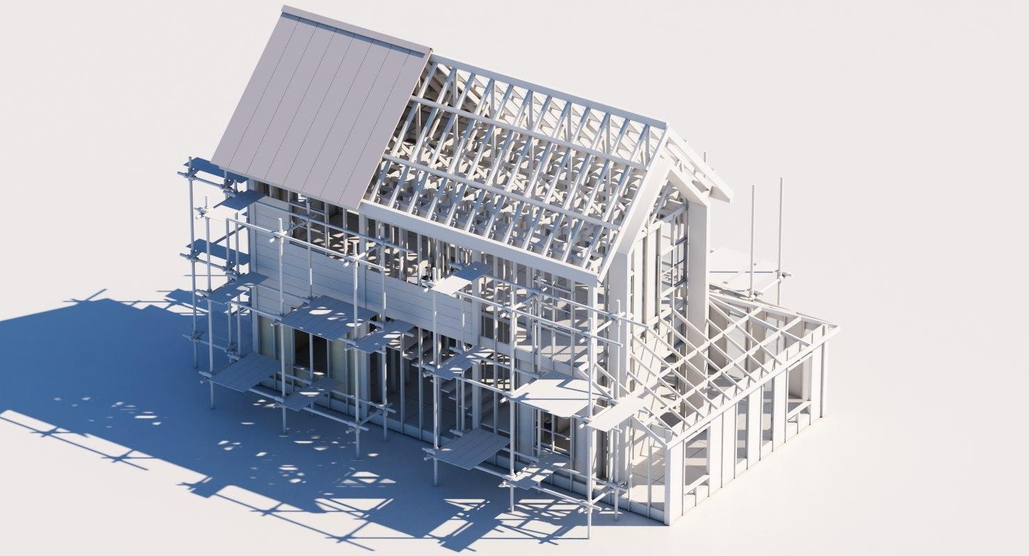 building construction model