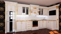 Kitchen_Classic_Furniture_White_Seyran
