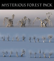 Mysterious Forest Pack 22