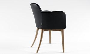 3D miranda chair
