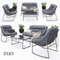 ZUO outdoor furniture
