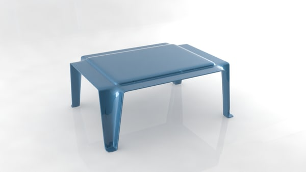plastic table stool model