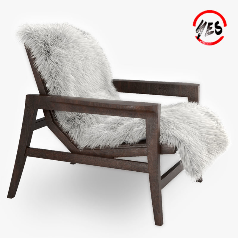 3D armchair siberia