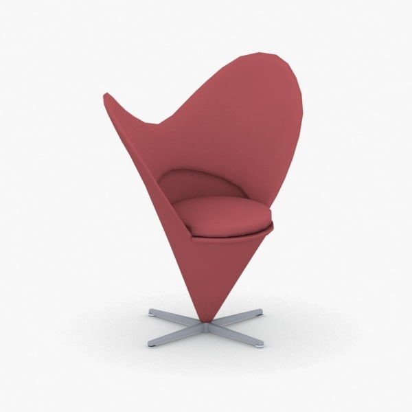 interior - chair stool 3D