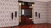TV_Stand_Furniture_Classic_Seyran