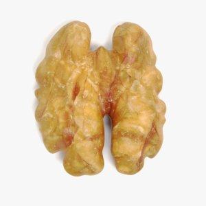 walnut pbr 3D