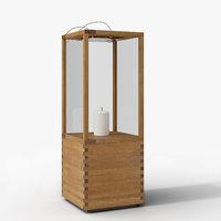 3D model tribu lantern