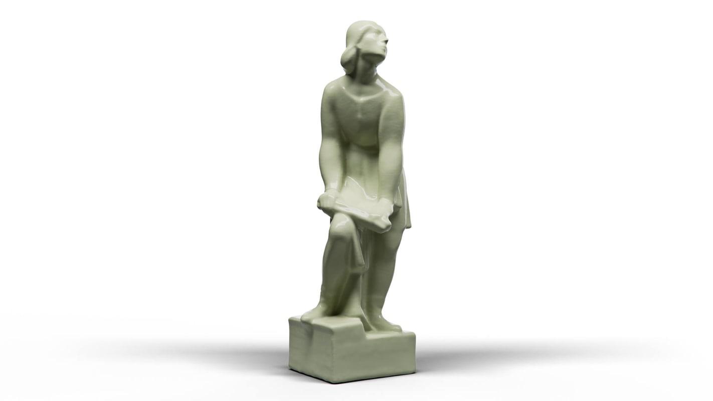 youngster ceramics 3D model