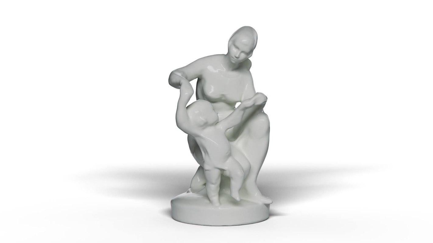 steps ceramics 3D