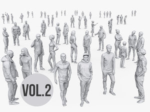 complete people pack volume 2 model