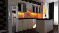 Kitchen+Bar_Classic_Furniture_Sehiyye