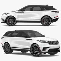 2018 Land Rover Range Rover Velar Fuji White