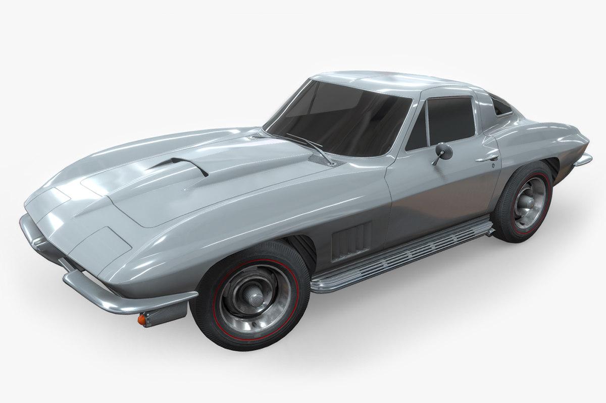 chevrolet corvette 1967 model