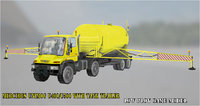 Mersedes-Benz Unimog U400/U500 tanker