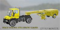 u400 u500 runway 3D model