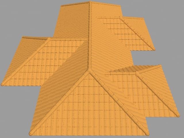 max-3ds-lwo-obj-c4d-sketchup 3D model