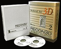 recon3d vol 2 art model