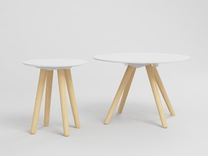 3D bee table
