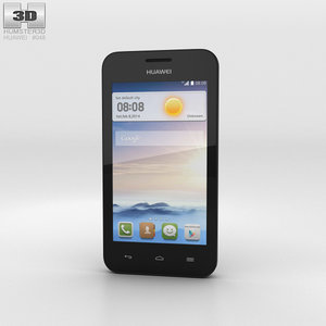 3D huawei ascend y330