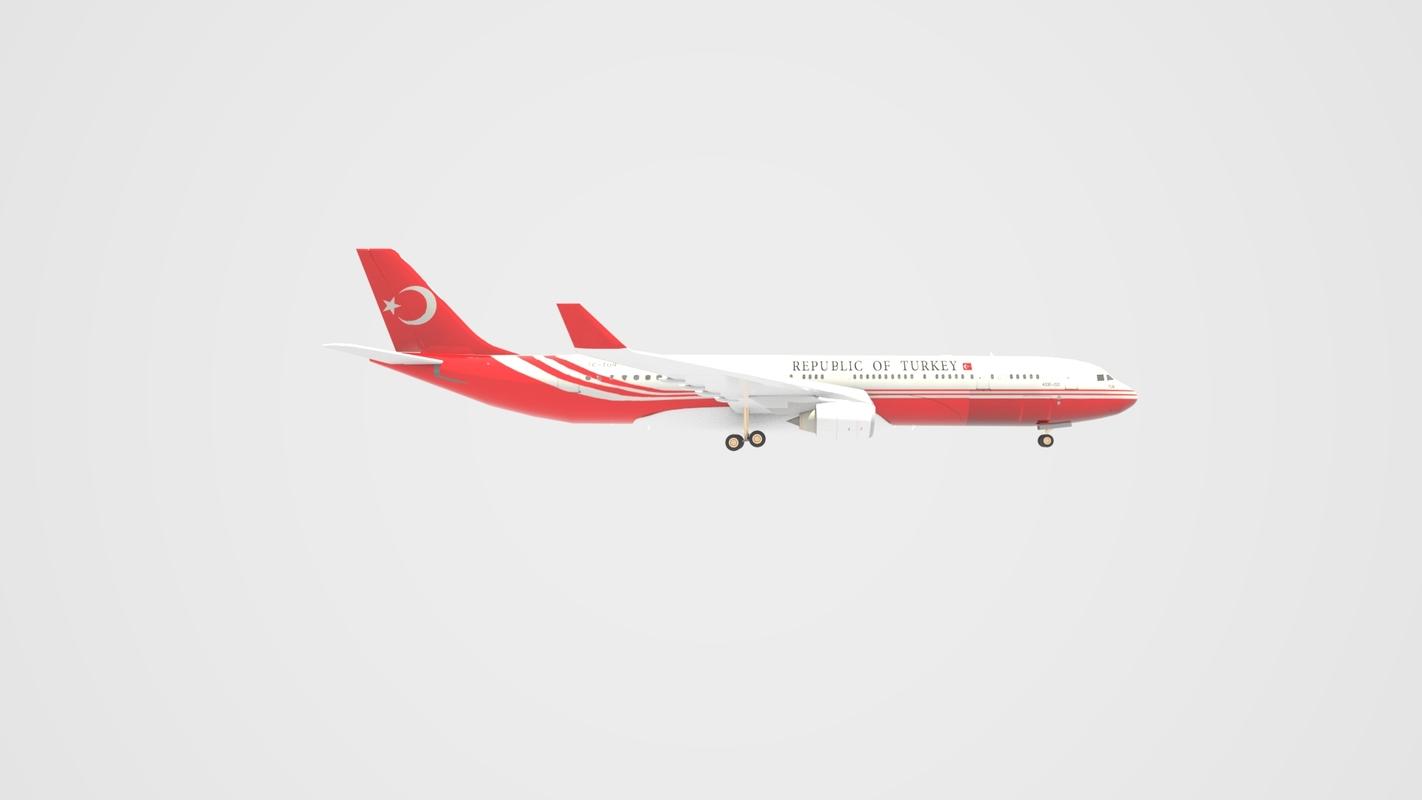 air 330 airbus model