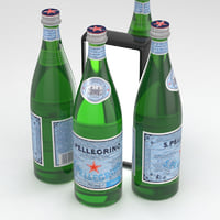 San Pellegrino Water Bottle 750ml
