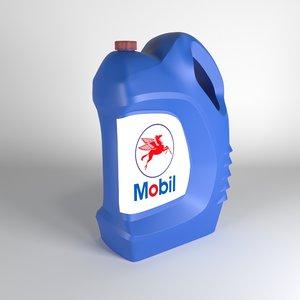 canister oil model