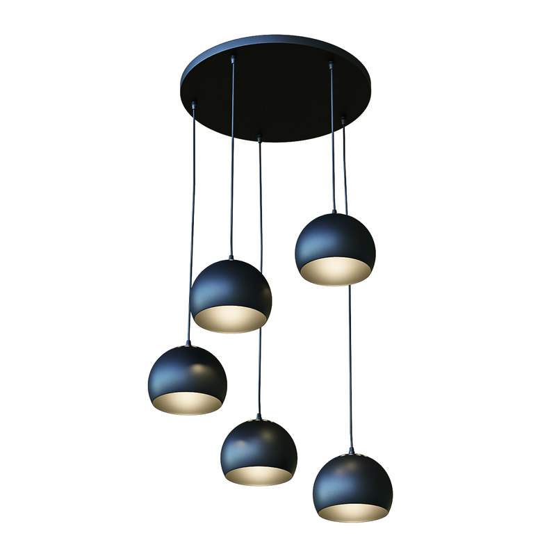3D pendant lamp tk lighting
