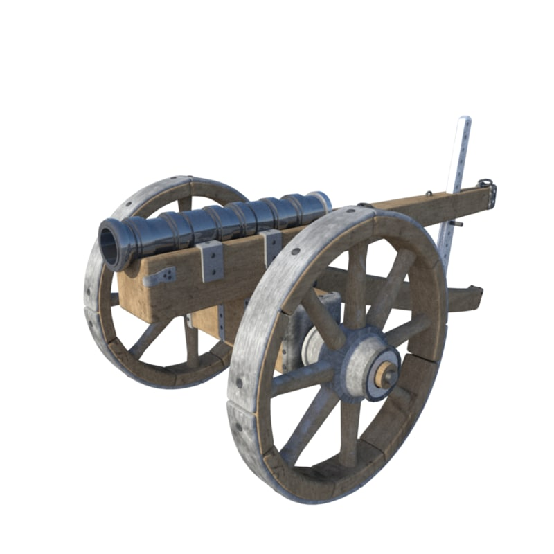 3D firearms kulevrin