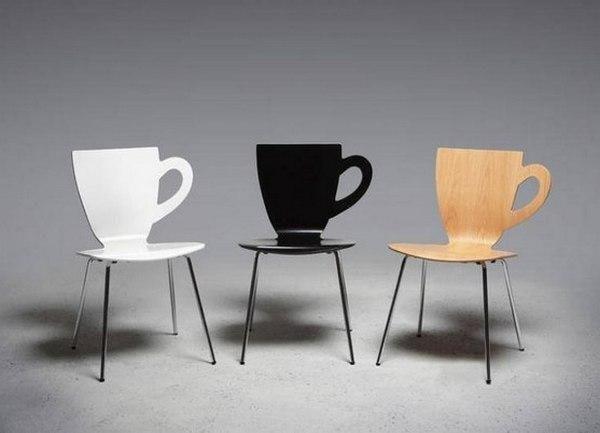 chair coffe 3D model