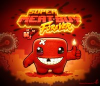 super meat boy print 3D model