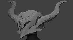 fate apocrypha mordred 3D model