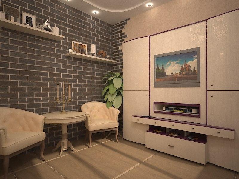 room design 3D model