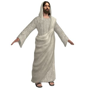 jesus christ real model